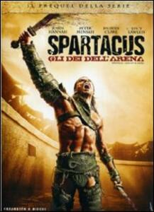 Spartacus. Gli dei dell'arena. Il prequel della serie (3 DVD) - DVD