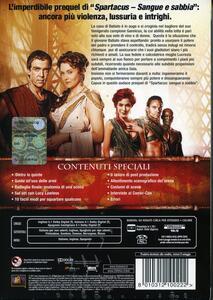 Spartacus. Gli dei dell'arena. Il prequel della serie (3 DVD) - DVD - 2