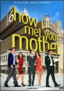 How I Met Your Mother. Alla fine arriva mamma. Stagione 6 (3 DVD) di Pamela Fryman,Michael J. Shea - DVD