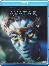 Cover Dvd Avatar 3D (Blu-ray)