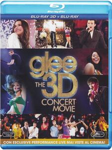 Glee. The Concert Movie 3D (Blu-ray + Blu-ray 3D) di Kevin Tancharoen