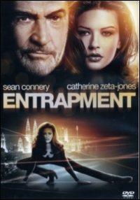 Cover Dvd Entrapment (DVD)