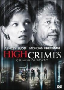 High Crimes. Crimini di Stato di Carl Franklin - DVD
