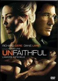 Cover Dvd amore infedele. Unfaithful (DVD)