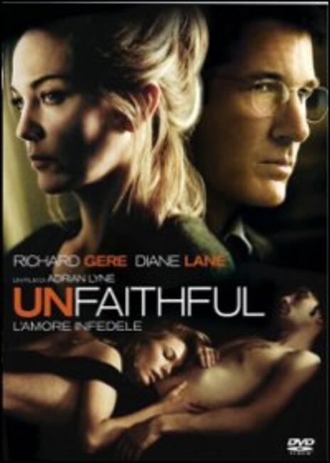 L' amore infedele. Unfaithful di Adrian Lyne - DVD