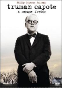 Truman Capote. A sangue freddo di Bennett Miller - DVD