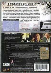Truman Capote. A sangue freddo di Bennett Miller - DVD - 2