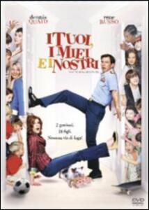 I tuoi, i miei e i nostri di Raja Gosnell - DVD