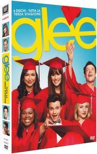 Cover Dvd Glee. Stagione 3 (DVD)