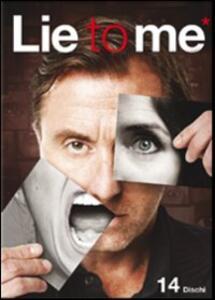 Lie to me. Stagione 1 - 3 (14 DVD) - DVD