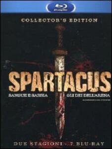 Spartacus. Gli dei dell'arena. Sangue e sabbia (7 Blu-ray)<span>.</span> Collector's Edition - Blu-ray