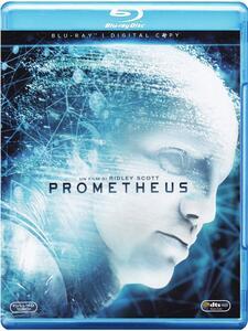 Prometheus di Ridley Scott - Blu-ray