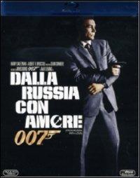 Cover Dvd Agente 007. Dalla Russia con amore (Blu-ray)