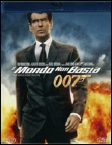 Agente 007. Il mondo non basta di Michael Apted - Blu-ray