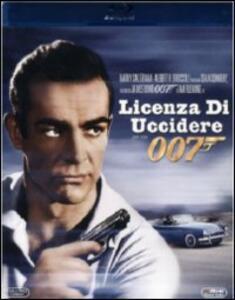 Agente 007. Licenza di uccidere di Terence Young - Blu-ray