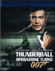 Agente 007. Thunderball: operazione Tuono di Terence Young - Blu-ray