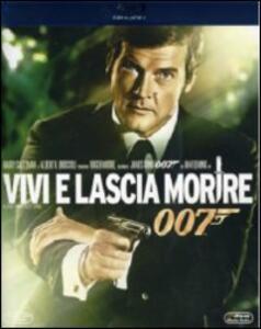 Agente 007. Vivi e lascia morire di Guy Hamilton - Blu-ray