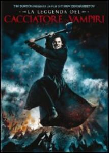 La leggenda del cacciatore di vampiri di Timur Bekmambetov - DVD