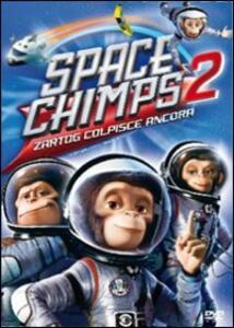 Space Chimps 2. Zartog colpisce ancora di John H. Williams - DVD