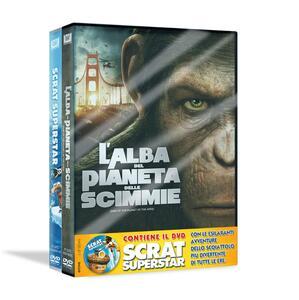 L' alba del pianeta delle scimmie. Scrat superstar (2 DVD)