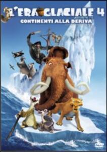 L' era glaciale 4. Continenti alla deriva di Mike Thurmeier,Steve Martino - DVD