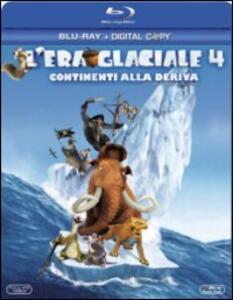 L' era glaciale 4. Continenti alla deriva di Mike Thurmeier,Steve Martino - Blu-ray