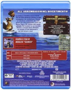 L' era glaciale 4. Continenti alla deriva di Mike Thurmeier,Steve Martino - Blu-ray - 2