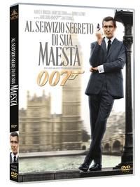 Cover Dvd Agente 007. Al servizio segreto di Sua Maestà (DVD)
