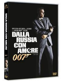 Cover Dvd Agente 007. Dalla Russia con amore (DVD)
