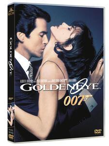 Agente 007. Goldeneye di Martin Campbell - DVD