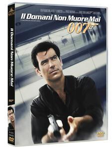 Agente 007. Il domani non muore mai di Roger Spottiswoode - DVD