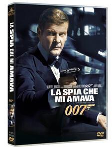 Agente 007. La spia che mi amava di Lewis Gilbert - DVD