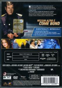 Agente 007. La spia che mi amava di Lewis Gilbert - DVD - 2