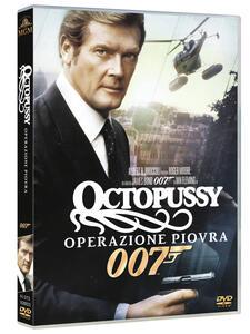 Agente 007. Octopussy: operazione Piovra di John Glen - DVD