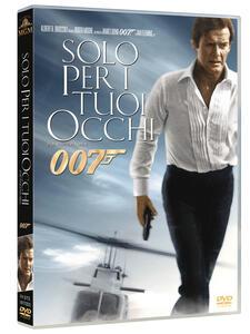 Agente 007. Solo per i tuoi occhi di John Glen - DVD