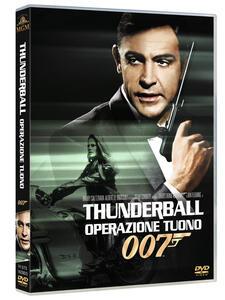 Agente 007. Thunderball: operazione Tuono di Terence Young - DVD