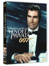 Film Agente 007. Vendetta privata John Glen