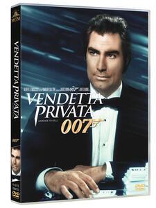 Agente 007. Vendetta privata di John Glen - DVD