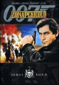 Agente 007. Zona pericolo di John Glen - DVD