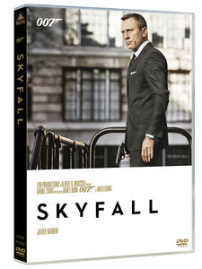 Skyfall 007 di Sam Mendes - DVD
