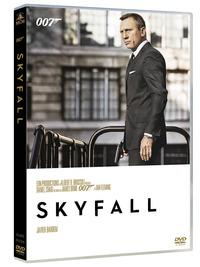 Cover Dvd Skyfall 007 (DVD)