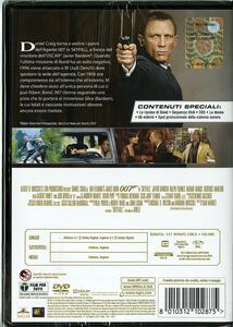 Skyfall 007 di Sam Mendes - DVD - 2