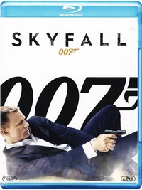 Cover Dvd Skyfall 007 (Blu-ray)