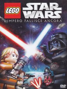 Lego. Star Wars. L'impero fallisce ancora di Guy Vasilovich - DVD