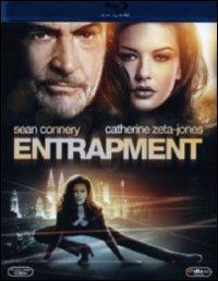 Cover Dvd Entrapment (Blu-ray)