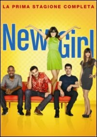 Cover Dvd New Girl. Stagione 1 (DVD)