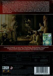 American Horror Story. Stagione 1 (4 DVD) - DVD - 2