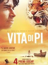 Copertina  Vita di Pi [DVD]