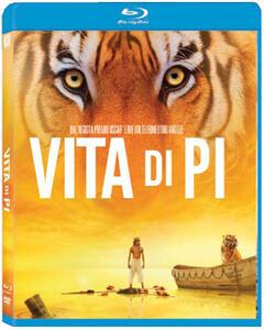 Vita di Pi di Ang Lee - Blu-ray
