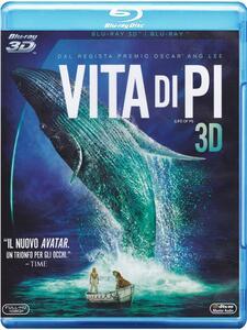 Vita di Pi 3D di Ang Lee